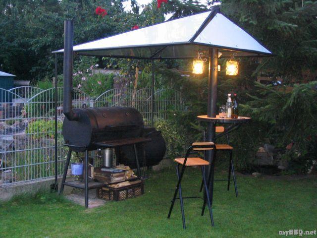 dach f r grill selbst gestalten das beste aus wohndesign und m bel inspiration. Black Bedroom Furniture Sets. Home Design Ideas