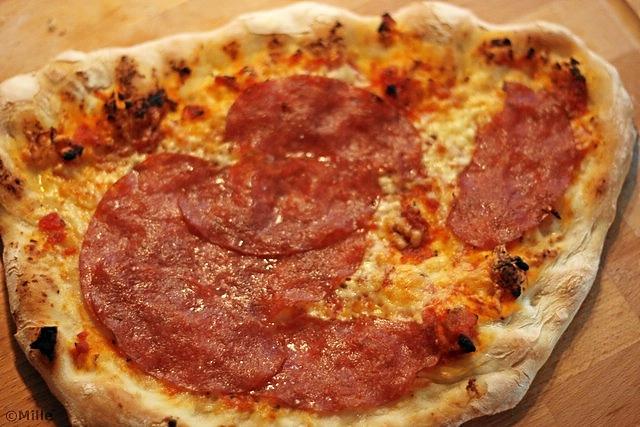 pizza selber machen teig