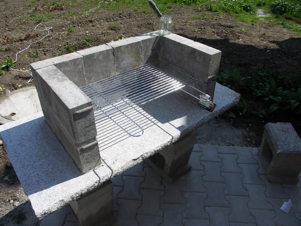 schamottsteine f r grillkamin klimaanlage und heizung. Black Bedroom Furniture Sets. Home Design Ideas