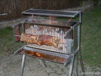 grill selber bauen edelstahl bin mal gespannt wann und ob. Black Bedroom Furniture Sets. Home Design Ideas