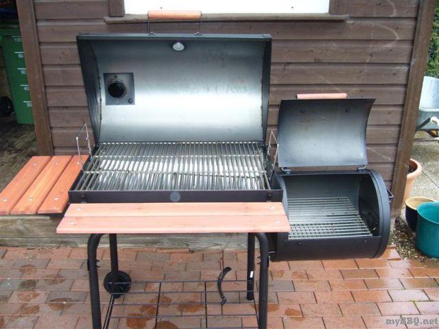char griller richtig einbrennen das forum zum grillen barbecue und dutch oven cooking. Black Bedroom Furniture Sets. Home Design Ideas