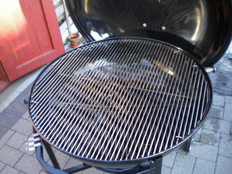 weber kugelgrill xxl backburner grill nachr sten. Black Bedroom Furniture Sets. Home Design Ideas
