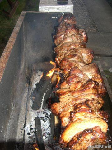 Mutzbraten grillen